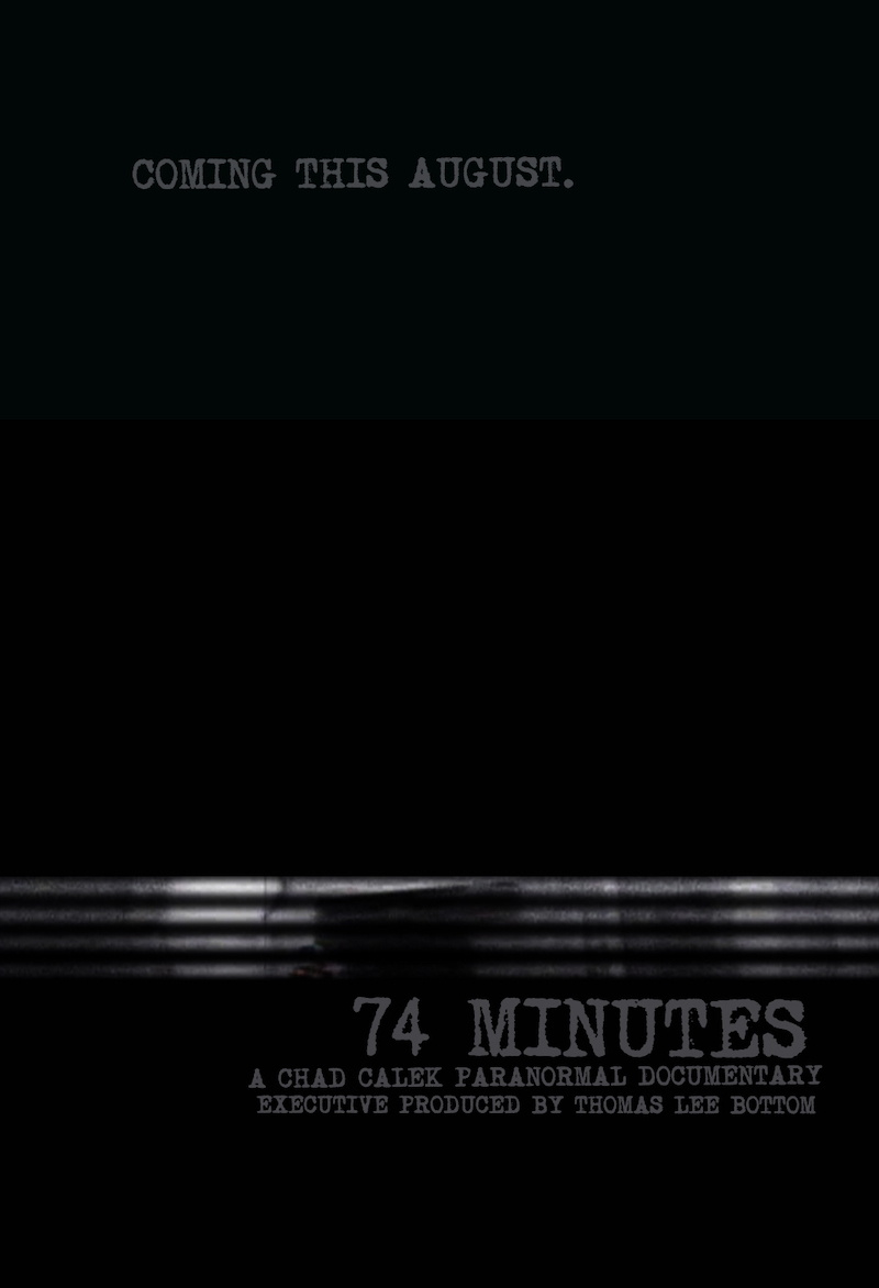 74 MINUTES FIRST POSTER