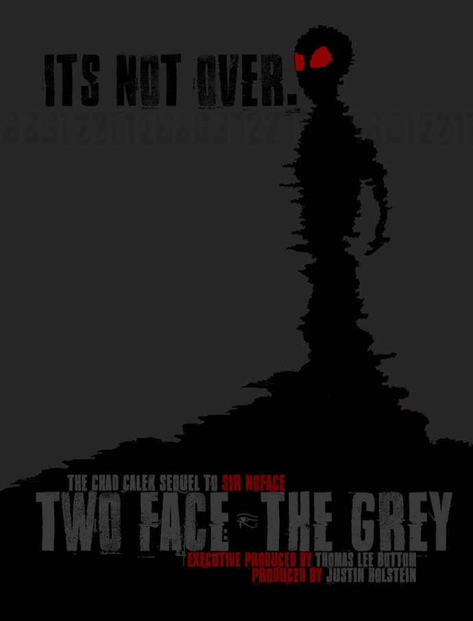 TWO FACE POSTER 2