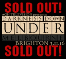 THE DARKNESS DOWN UNDER TOUR - MARCH 11TH - BRIGHTON, AUSTRALIA (MELBOURNE) - VENUE: MILANOS TAVERN