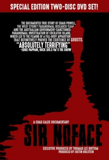 """SIR NOFACE"" DOUBLE-DISC DVD SET ***ONLY TWO (2) DVDS REMAIN!***"